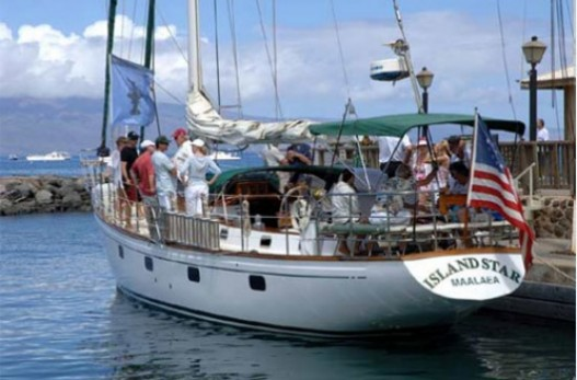 Island Star private boat tours and charters