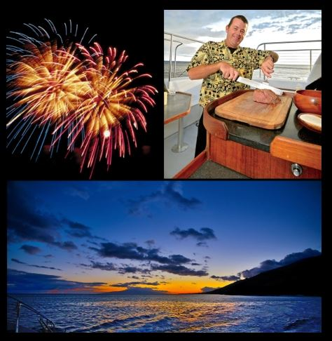 4th of July Dinner Cruise w Fireworks Show
