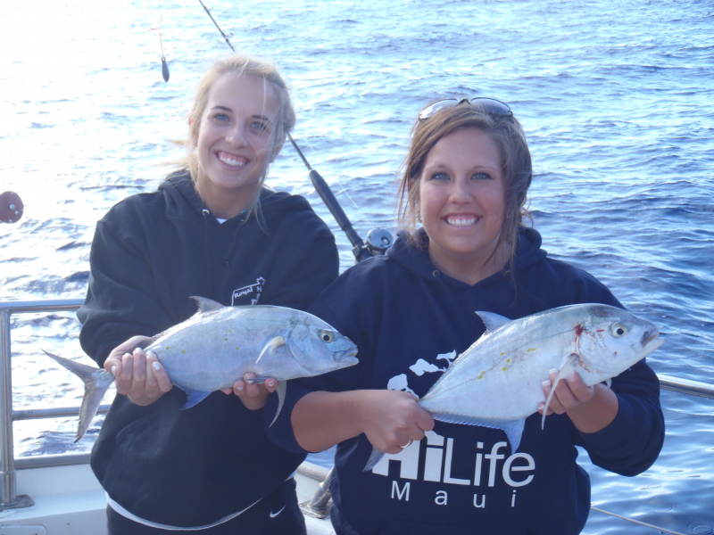Maui bottom fishing reservations and tickets 808 879 for Maui bottom fishing