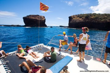 Trilogy Excursions Lanai Day Tour