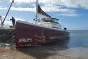 Hula Girl Snorkel Sailing luxury catamaran