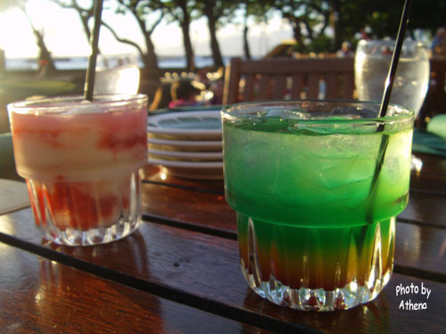 Old Lahaina Luau free drinks