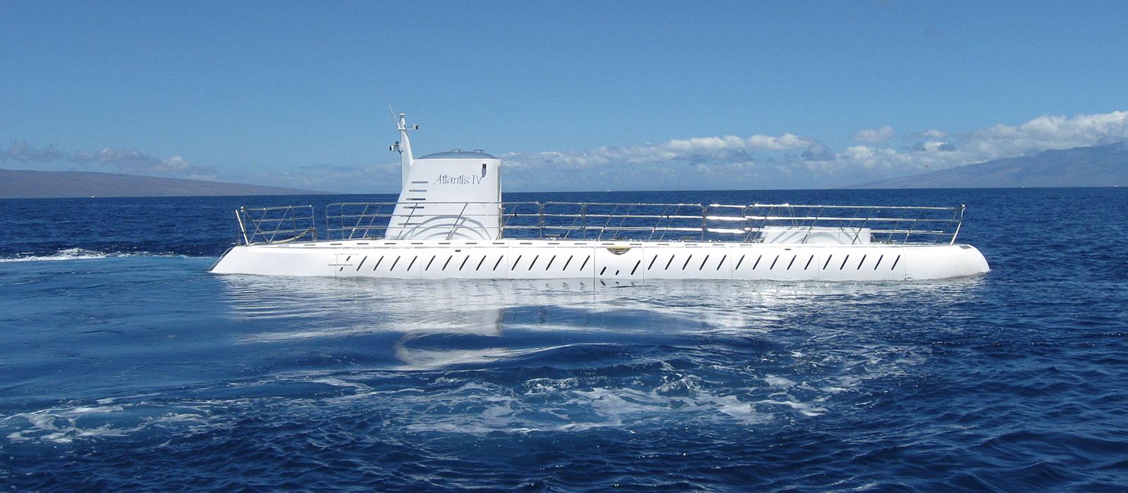 Maui Submarine