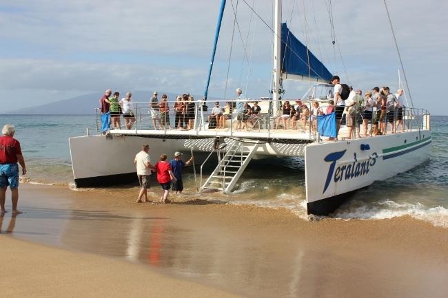 Kaanapali Beach Tours