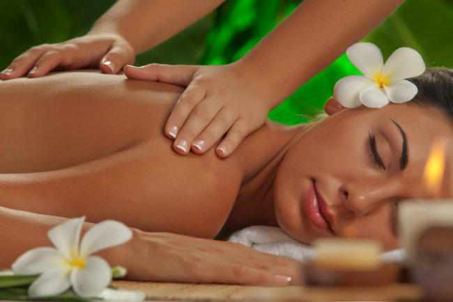 massage Maui Sugar Beach couples massage