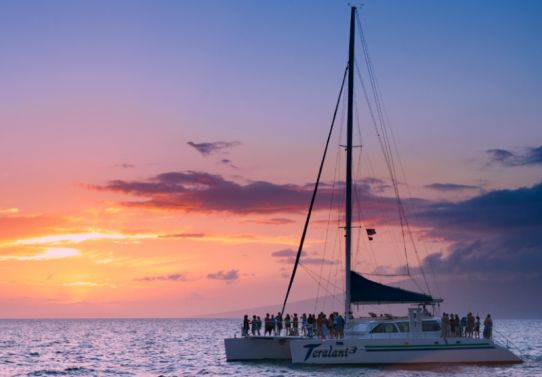 Terlani Sunset Cruise Maui