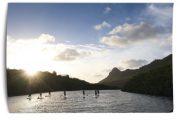 Stand Up paddle Kauai