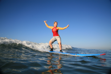 Maui Wave riders Surfing lessons