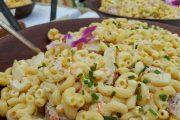 Grand Wailea Luau Honuaula Macaroni potato salad