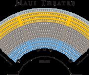 Ulalena Seating chart