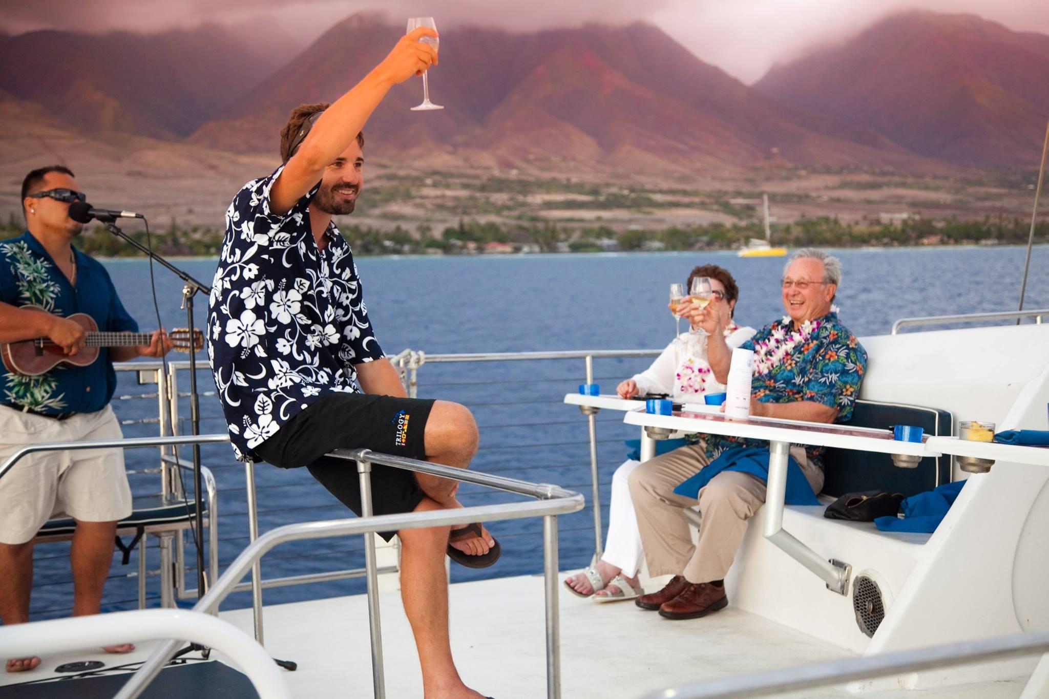 Trilogy Sunset Dinner Cruise