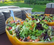 Wailea Marriott Luau salad