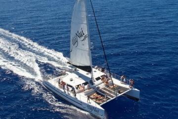Alii Nui Snorkel Cruise Maui
