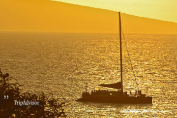 Kai Kanani Maui Sunset cruise