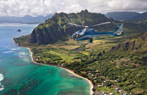 Blue Hawaii Helicopters Oahu