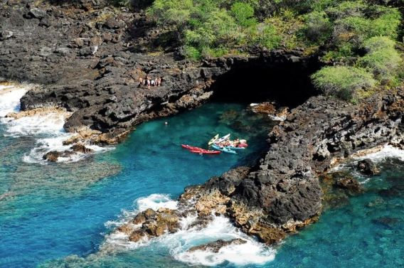 Kohala Ditch Adventures Big island Kayaking