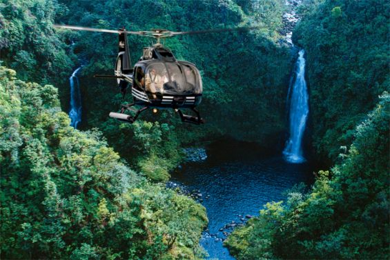 Sunshine Helicopters Maui Waterfalls