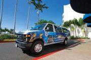 Alii Nui Valentine's Day Cruise Van