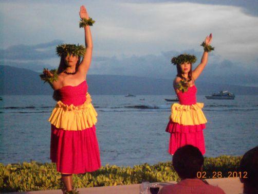 Feast of lele Lahaina Maui