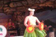 Ka'anapali Hyatt Luau 'Drums of the Pacific'
