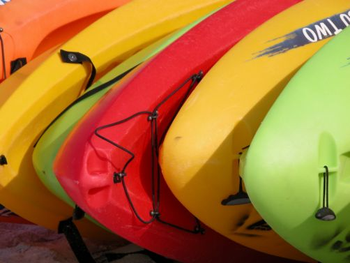 South Pacific Kayak