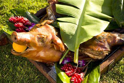 Oahu Paradise Cove Luau