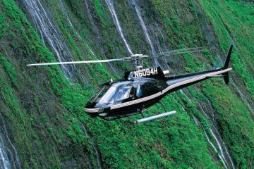 Sunshine Helicopters Maui Waterfalls