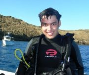 B&B scuba Diver Maui