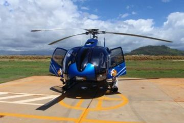 Blue Hawaiian Helicopters Big island of Hawaii