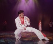 Elvis Burn n Love Show