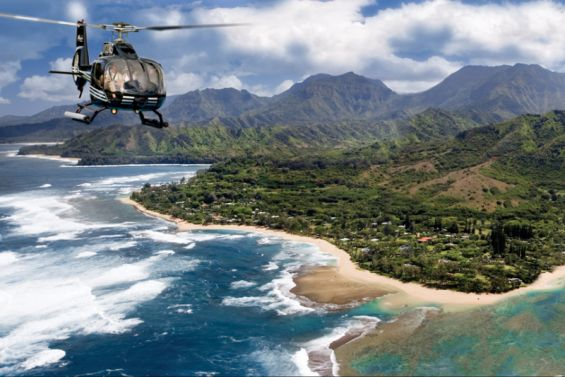 Best Time Kauai Helicopter Tour