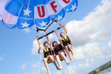 UFO Parasail Maui Kaanapali