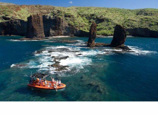 Maui Adventure Cruises Rafting Snorkel