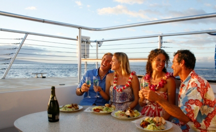 Teralani's 4th of July Fireworks Cruise from Kaanapali Beach