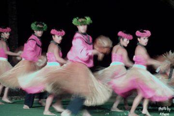 Athenas Old Lahaina Luau dancers