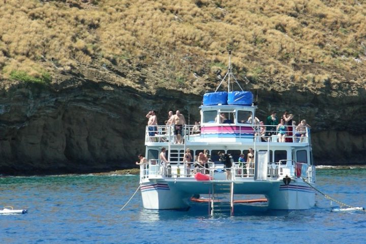 Pride of Maui Snorkel Cruise