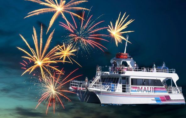 Pride of Maui 4th of July Fireworks Cruise