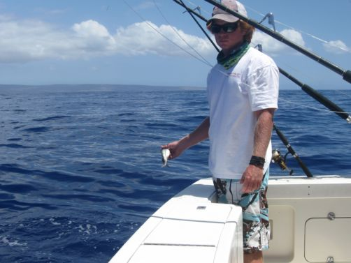 Maui hawaii tours discount specials maui sport fishing for Start me up fishing