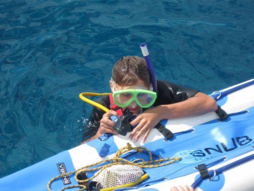 Lani Kai Snorkel Cruise afternoom snorkel tour snuba
