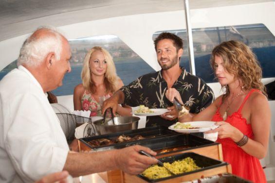 Teralani Honolua Bay Dinner Cruise