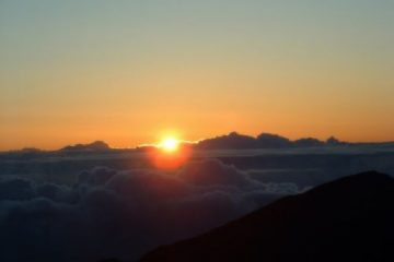 Skyline Bike and Zip Sunrise Haleakala