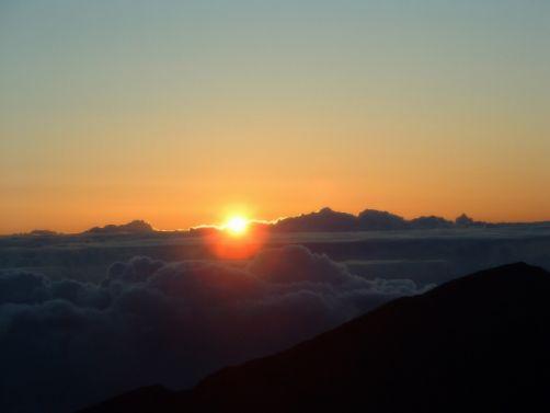 Skyline Bike and Zip Sunrise Haleakala