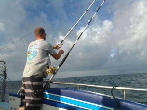 Deep Sea Fishing on Maui