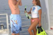 Quicksilver Molokini snorkelers