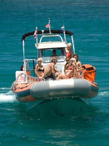 Seafire Snorkel Tour Ocean Rafting Molokini