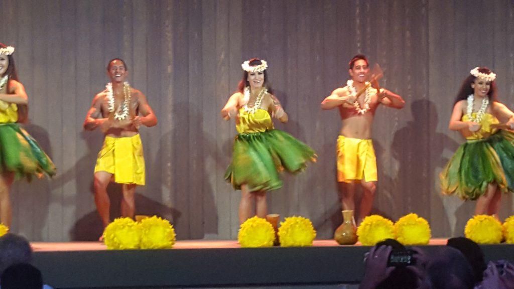 Feast at Lele Hawaiian Luau, Hula Dancers