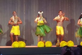 Feast at Lele Hawaiian Luau, Hula Dancers