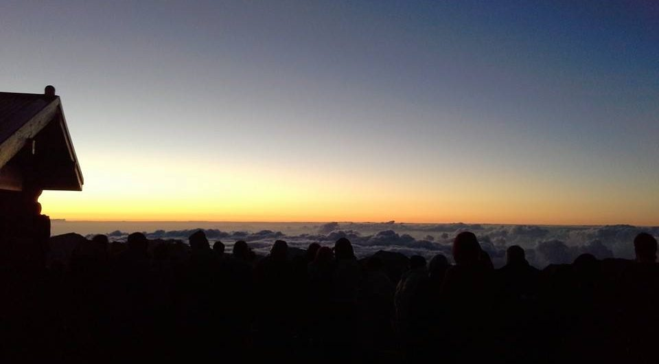 Haleakala Sunrise Information Reservation online fee