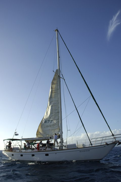 Island Star Private Sail
