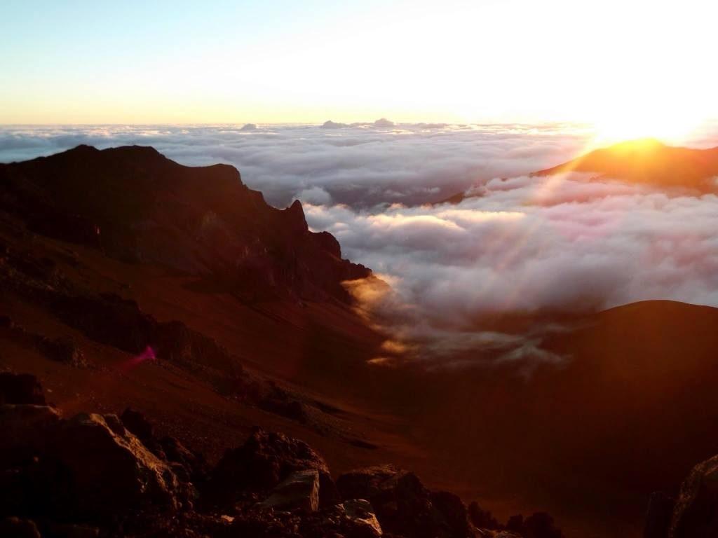 Haleakala National Park Sunrise reservations